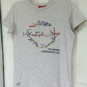 Unique Tee Shirt from London